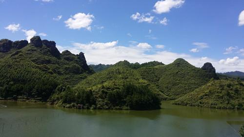 义乌娄山塘风景区地址